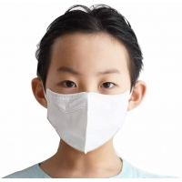 Disposable Meltblown Nonwoven Fabric Kids Kn95 5 Layer Face Mask Manufactures