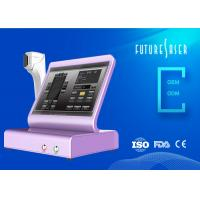 Anti Aging Home Hifu Machine 3mm - 6mm Standard Handpieces Fast Access Manufactures