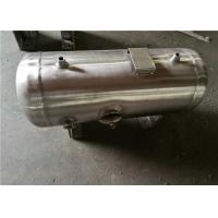 Quality ASME Standard Compressed Air Storage Tank For Semitrailer High Temperature Resistance for sale