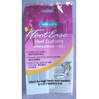 Quality Customized Purple Aluminium Foil Bag For Insoles , Sealing Plastic Bags for sale