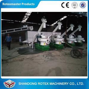 Buy cheap Europe Pellet Making Hot Selling Wood Pellet Machine Line Large Capacity from wholesalers