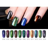 Buy cheap Mysterious Color Design Smooth Nature No Odor No Toxic UV Brocade Gel Polish China from wholesalers