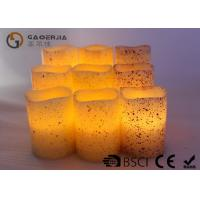 Easy Operation Real Wax Led Candles For Home / Party / Events Manufactures