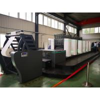 Intermittent Multicolor Offset Printing Machine 30000kg For 6 Color OPT660-FLEXO