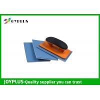 Customized Color Home Cleaning Tool Melamine Cleaning Sponge Set With Handle Manufactures