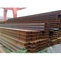 900 x 300 mm Low Weight Steel H Channel , H Shape Steel Beam Carbon Manufactures