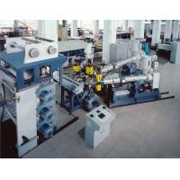 ABS Plastic Plate Extrusion Line 1mm to 20mm Single Screw Extruder Manufactures