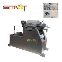 Puff Snack Food Manufacturing Equipment SS Material Type For Rice / Maize / Corn Manufactures