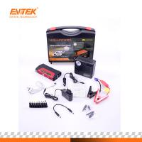 Buy cheap Evitek 50800 Mah Car Jump Starter Pack With Optianl Air Compressor from wholesalers
