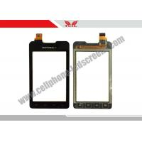 Cell Phone TFT Replacement Touch Screen Digitizer For Motorola XT389, Motorola Spare Parts Manufactures