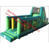 Army Obstacle Course Front Piece14x7 Manufactures