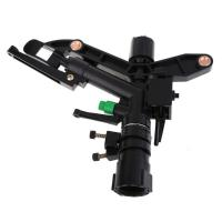 Buy cheap 1 Inch Adjustable Plastic Impact Water Sprinkler Agriculture Garden Irrigation from wholesalers