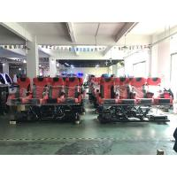 Quality Mobile Truck 7d 9d Cinema Simulator with Electronic Platform / 5d Theater Equipment for sale