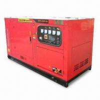 3 phase electric start Cummins diesel generator set KTA19-G4 with brushless self-excited AC synchronous Stamford generator Manufactures
