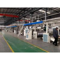 China Seven Layer Corrugated Cardboard Making Machine Production Line 5 PLY-200-1800 Type on sale