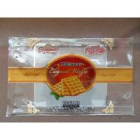 Quality Customized Food Packaging ClearPlastic Ziplock Bags for Cookies / Dry Fish for sale