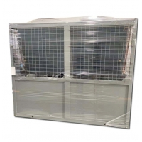 R410 Small Chemical Industry Air Cooled Water Chiller With Screw Compressor Manufactures