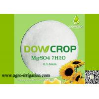 DOWCROP HIGH QUALITY 100% WATER SOLUBLE HEPTA SULPHATE MAGNESIUM 99.5% WHITE 0.1-1MM CRYSTAL MICRO NUTRIENTS FERTILIZER Manufactures