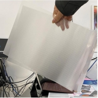 Buy cheap 3D factory supply100 lpi lens sheet 0.35mm PET film materials lenticular plastic from wholesalers