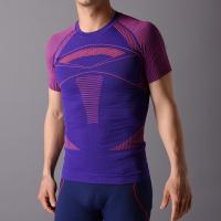 Seamless T-shirt, customized shirts  for party, workout,  office shirts.  XLSC004, Fishnet dress,  Skin tights, Manufactures