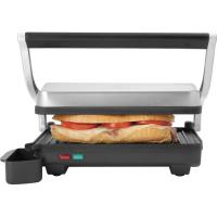 China 2 Slices Panini Press With Aluminum Die Cast Arms on sale