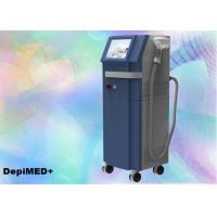 Leg Hair Removal Machine , 808nm Laser Diode Hair Removal with 1500ms Pulse for sale