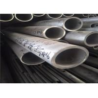 China 2507 Stainless Steel Round Pipe , Threaded Steel Pipe For Industry Application on sale