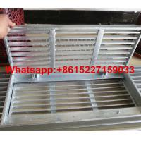 Ditch covering grating Manufactures