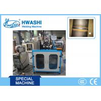 Auto Parts Oil Filter MIG Welding Equipments / Shock Absorber Arc Welding  Machine Manufactures