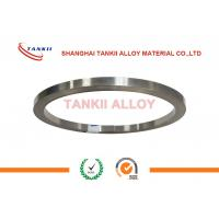 Buy cheap Low Embrittlement Nicr Alloy Bright Strip 0.1 * 5mm 0.1 * 3mm For Heat Elements from wholesalers