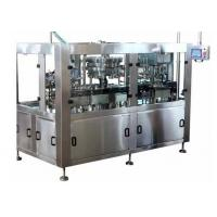 Monoblock Fully Automatic Filling Machine 100mm - 180mm Can Height Manufactures