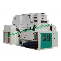 Vibration Rice Hulling Machine , Double Desk Rice Huller 6-16 Ton Per Hour Manufactures