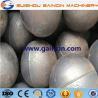 HRC50 to 64 grinding media chromium casting balls, steel chromium grinding media balls Manufactures