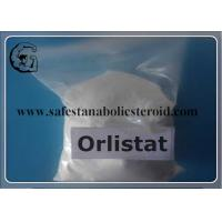 99% Purity Orlistat  Fat Burning Steroids 96829-58-2 Tetrahydrolipstatin For Slimming Manufactures