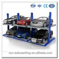 Doulbe Car Parking System Double Car Parking System Portable Car Parking System Manufactures