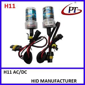 Xenon hid headlight bulbs H11 Manufactures