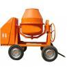 4 wheels portable mortar mixer Manufactures