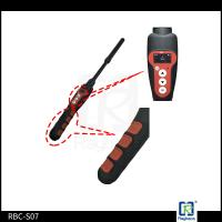 134.2KHz LF RFID Microchip Scanner Long Range Stick Cable For Animal Management Manufactures