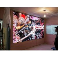62500 Pixels Wall Mounting P4 Front Service Led Display With Magnetic Module Manufactures