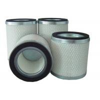 China High Efficiency Replacement Cartridge ULPA Filter , Industrial Air Filter For Dust on sale