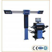 Industrial Cameras 50-60HZ 3D Car Wheel alignment machine Manufactures