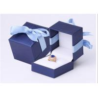 Handmade Jewellery Packaging Boxes , Elegant Style Custom Printed Jewelry Boxes Manufactures