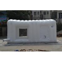 Commercial Promotion White Inflatable Party Tent For Exhibition Manufactures