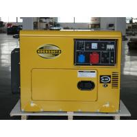 China Popular small portable generator--5kw diesel engine generator set from china factory on sale