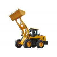 Multi Purpose Compact Articulated Wheel Loader 3t 7300*2300*3200mm Overall Dimension Manufactures