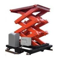 4000Kg Hydraulic Elevator Platform Adjustable Scissor Llift with 4m Lifting Height Manufactures