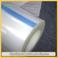 Electronic Products Screen Anti Static Protective Film Roll With Organic Silicone Adhesive Manufactures