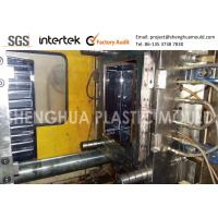 Large Three Plate Injection Mould Services Transparent Clear Storage Tray High Polish Surface