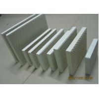 China Various Alumina Cordierite Infrared Honeycomb Ceramic Burner Plates For Gas Heater on sale