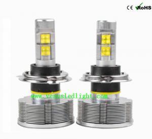 Car Styling 6000LM U.S. 30W Cree Xenon H4 Led Headlight Lamp Hi/Lo Car Light Source H4 Led Manufactures